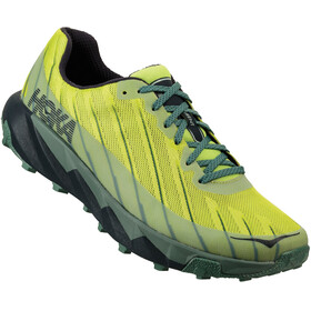 Hoka One One Torrent - Zapatillas running Hombre - amarillo/verde